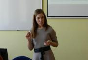 Vilniaus kolegijos Ekonomikos fakultete vyko ekonomikos mokytojų mokymai