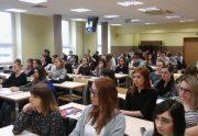 Ekonomikos fakulteto atstovės vizitas The University of Rzeszów